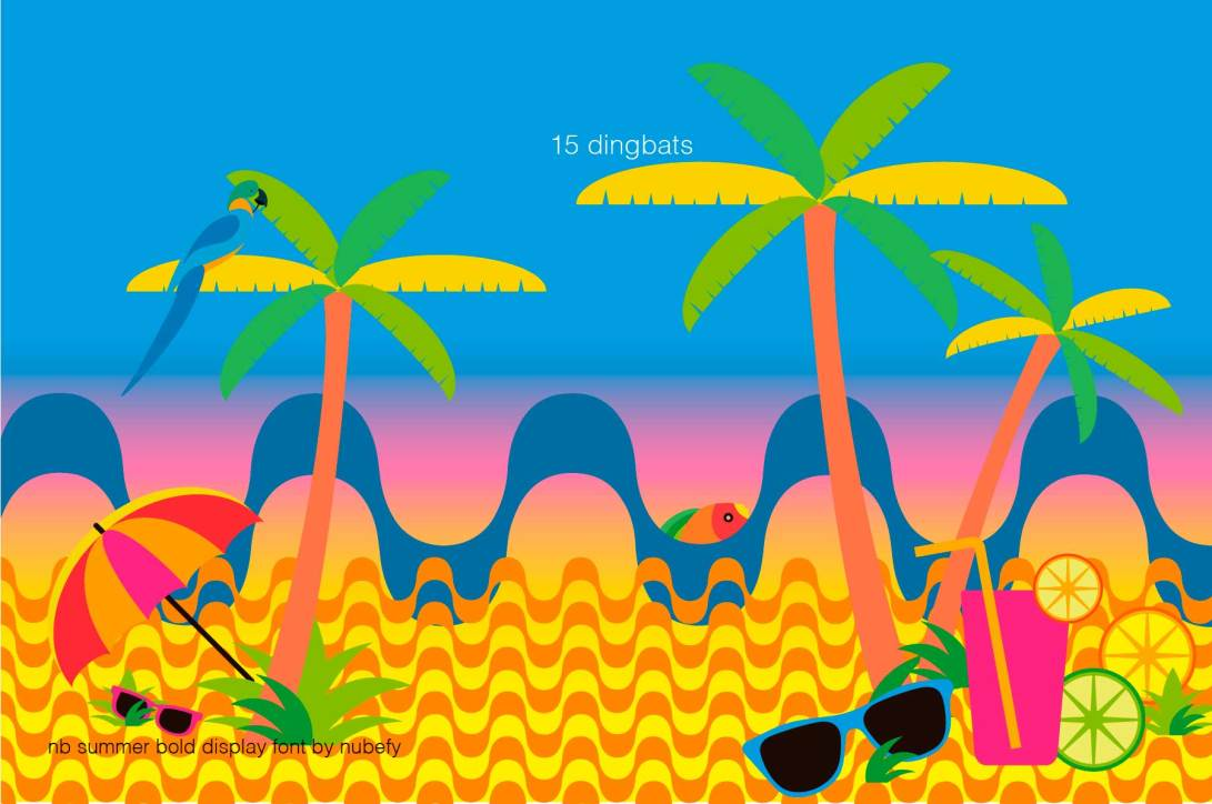 nb-desenhos-summer-bold