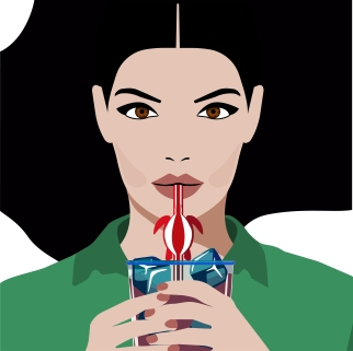 woman_sucking_a_turtle_by_the_plastic_straw